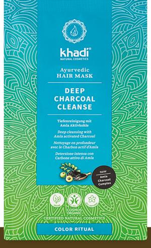 Ayurvedische Haarmasken - Deep Charcoal Cleanse
