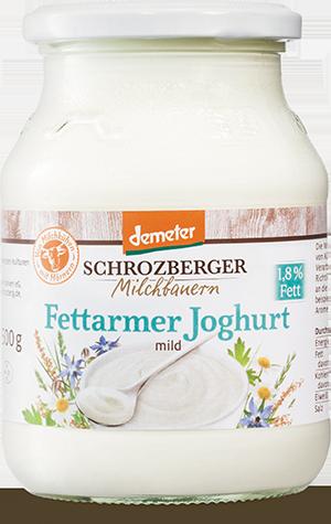 Fettarmer Joghurt