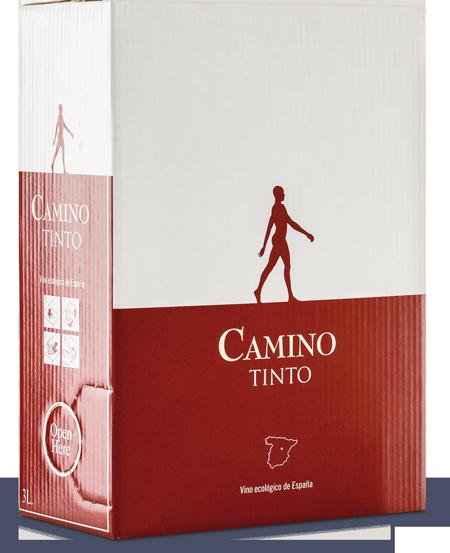 Camino Bag-in-Box Tinto