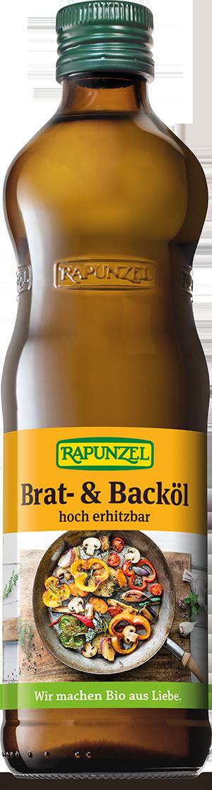 Brat- und Backöl