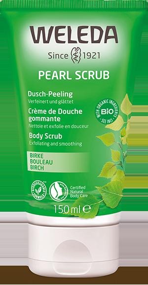 Pearl Scrub Dusch-Peeling Birke