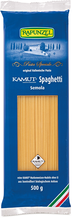 Kamut Spaghetti Semola