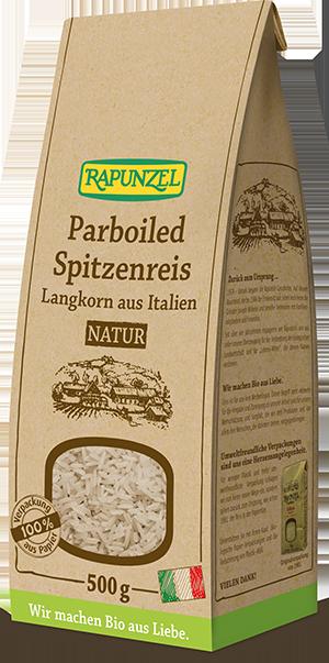 Parboiled Spitzenreis natur