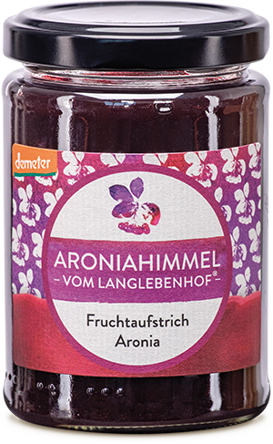 Aronia-Fruchtaufstrich