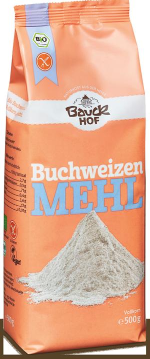 Buchweizenmehl (Glutenfrei)