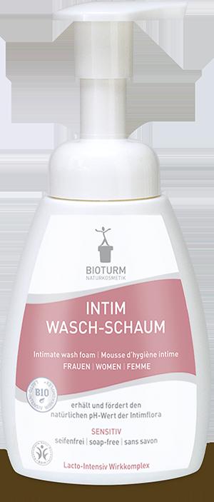 Intim Wasch-Schaum