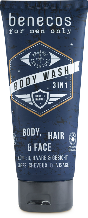 For Men Only - Body Wash 3 in 1
