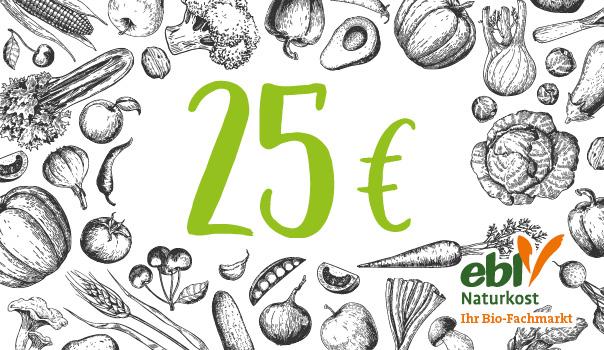 ebl-Geschenk-Gutschein 25€