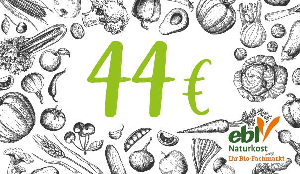 ebl-Geschenk-Gutschein 44€