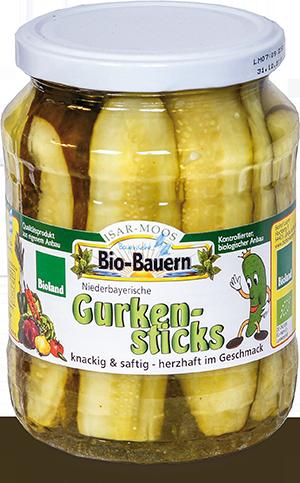 Gurkensticks