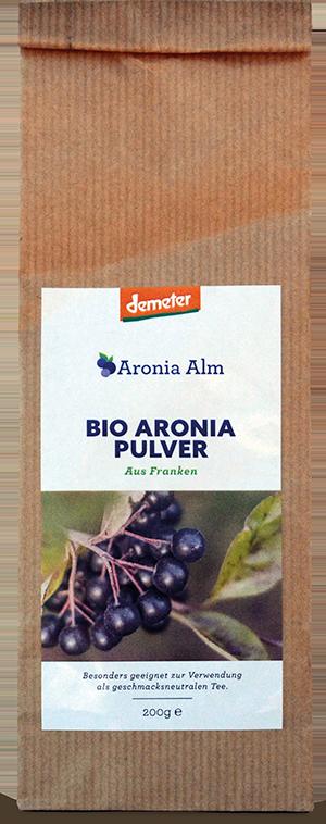 Aronia-Pulver