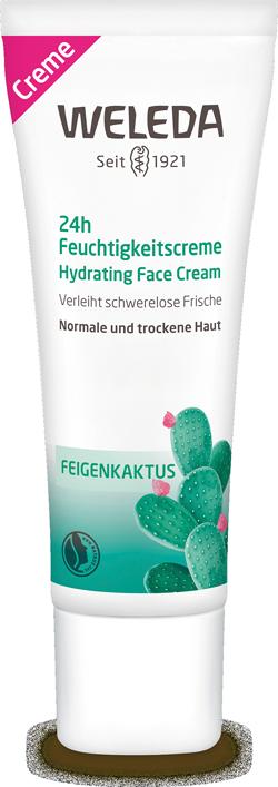 Feigenkaktus - 24 h Feuchtigkeitscreme