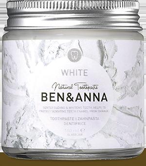 Zahnpaste White