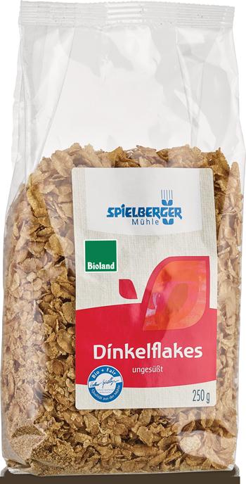 Dinkel-Flakes Bioland