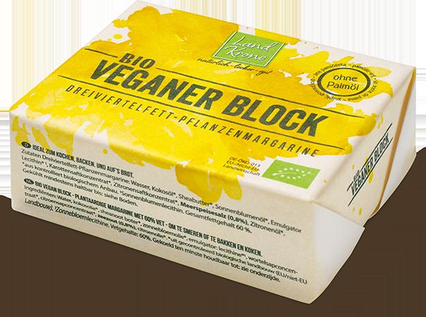 Veganer Block