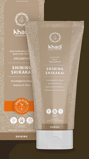 Ayurvedisches Elixier Shampoo Shining Shikakai