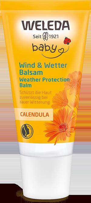Calendula Wind & Wetter Balsam