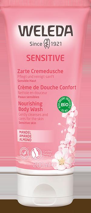 Sensitive - Zarte Cremedusche Mandel