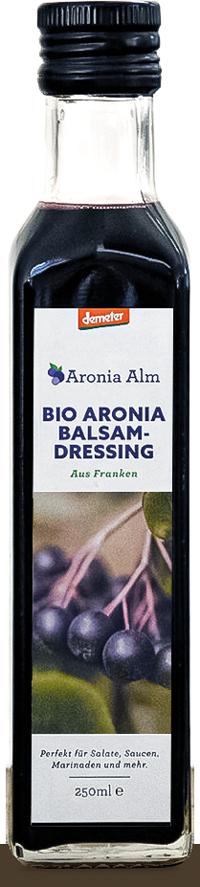 Aronia Balsam Dressing