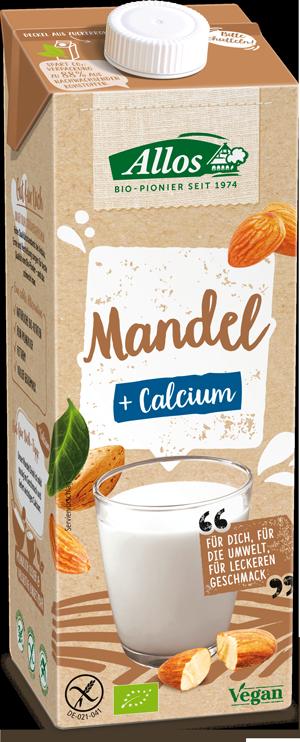 Mandel Drink  ungesüßt+ Calcium
