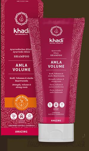 Ayurvedisches Elixier Shampoo Amla Volume