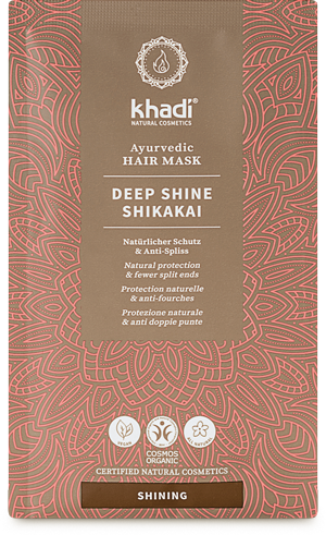 Ayurvedische Haarmasken - Deep Shine Shikakai