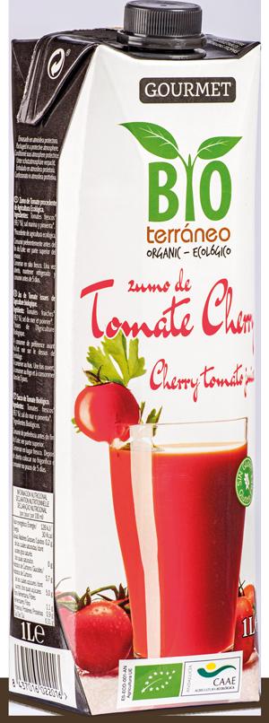 Cherry-Tomatensaft