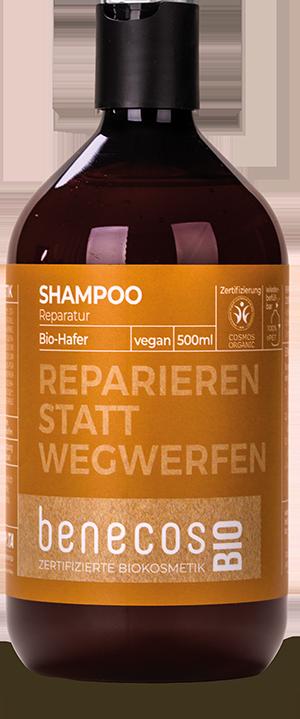 Haar-Shampoo - Reparatur Hafer