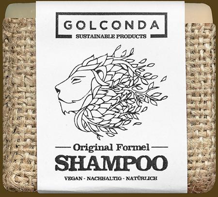 Haarseife Original Formel (parfümfrei, bei fettigem Haar)