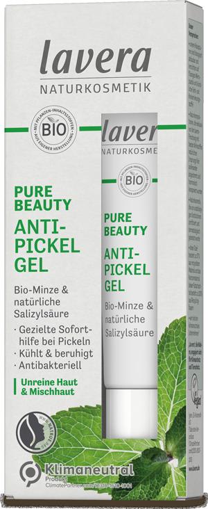 Anti-Pickel Gel, Pure Beauty