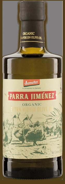 Aceite de Oliva extra virgin
