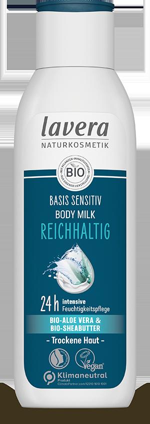basis sensitiv Body Milk Reichhaltig