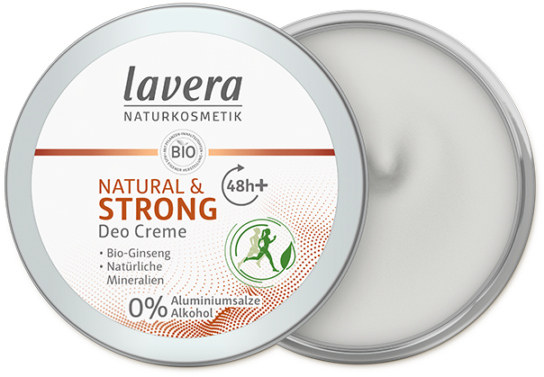 Natural & Strong Deo Creme