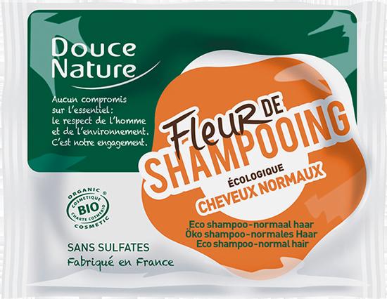 Festes Shampoo für normales Haar
