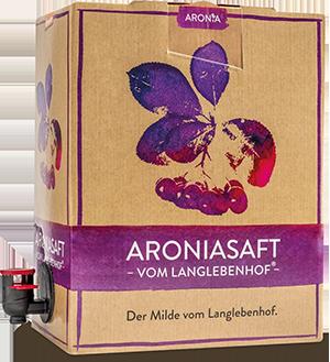 Aroniasaft Bag in Box