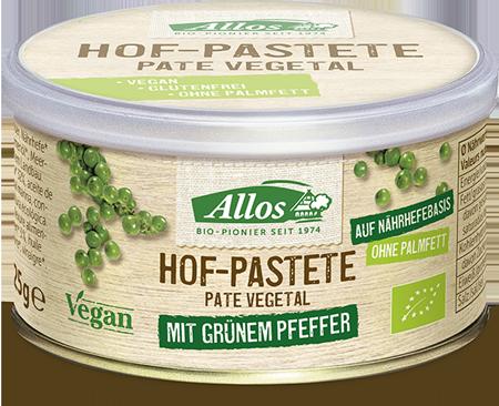Hof-Pastete Grüner Pfeffer