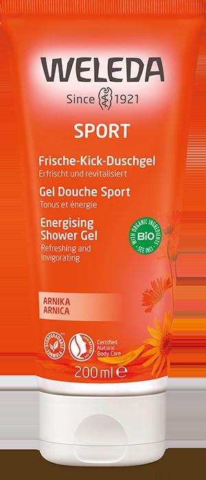 Sport -  Frische-Kick-Duschgel Arnika