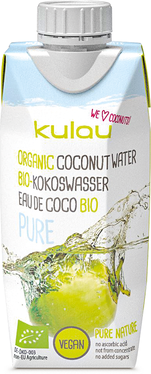Kokoswasser Pure