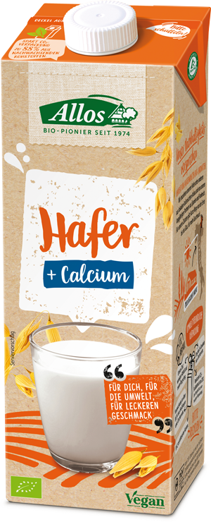 Hafer Drink Calcium