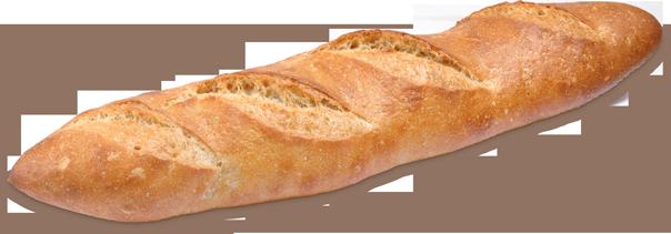 Dinkel-Spitz-Baguette