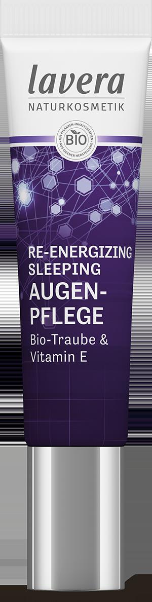 Re-Energizing Sleeping Augenpflege