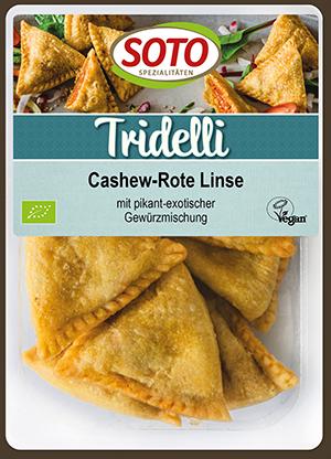 Tridelli Cashew-Rote Linse
