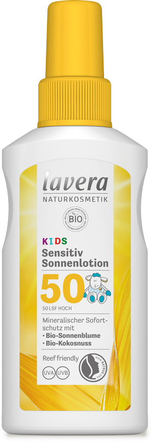Sensitiv Sonnelotion Kids LSF 50