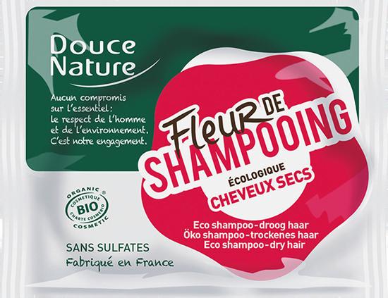 Festes Shampoo für trockenes Haar