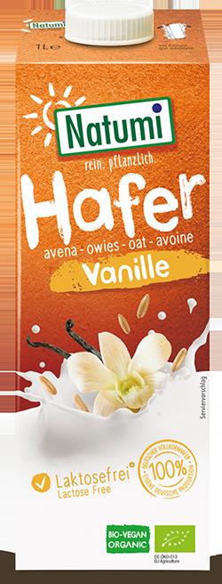 Hafer Drink Vanille
