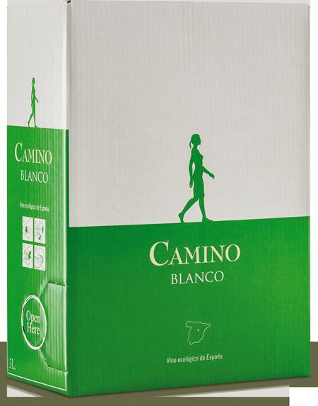 Camino Bag-in-Box Blanco