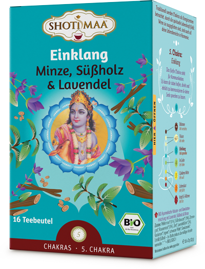 Chakra Tee Einklang