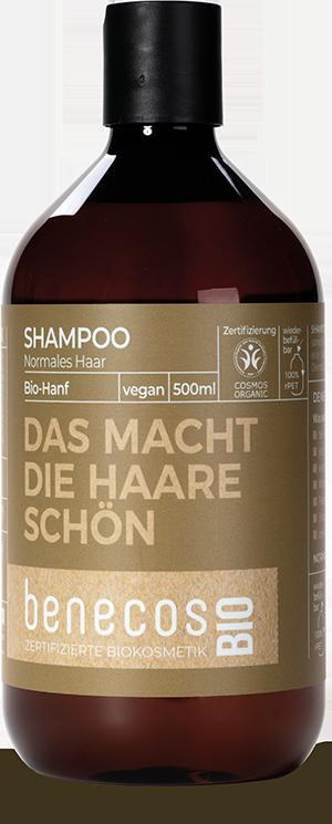 Haar-Shampoo - Normales Haar Hanf